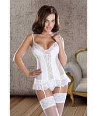 Korzet Avanua Marylin corset - bílá, bílá