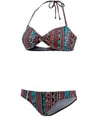 Billabong Safari Lowrider Bandeau Bikini Damen
