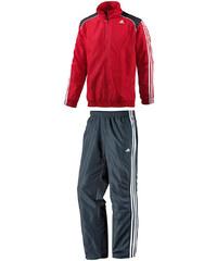 adidas TS Basic 3S OH Trainingsanzug Herren