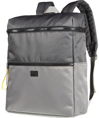 G-Star Stylisher Rucksack mit kontrastfarbigen Zip-Verlängerungen und praktischen Fächern.