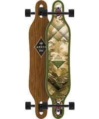Arbor WALNUT AXIS - Caliber 10 Longboard