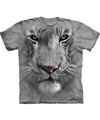 The Mountain Dámské tričko Bílý tygr