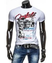 Tričko Strike bílé - bílá