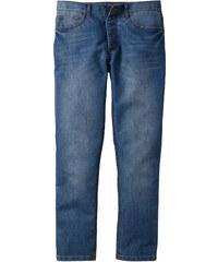 RAINBOW Jean Slim Fit Straight, Longueur (pouces) 32 bleu homme - bonprix