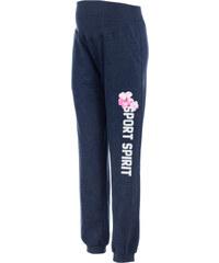 bpc bonprix collection Pantalon de grossesse matière sweat bleu femme - bonprix