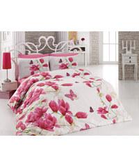 BedTex Bavlněné povlečení Alize Pink Rozměr: 140x200 + 70x90 + 50x70