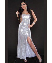 JapanStyle Plesové šaty dlouhé