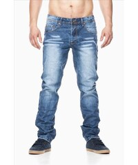 JEANSNET kalhoty pánské 8210S jeans džíny slim fit