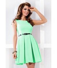 SHOP A FASHION SAF šaty dámské 6-10 s páskem