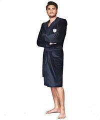 L&L župan pánský MAX s kapucí modrý