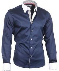 BINDER DE LUXE košile pánská luxusní 80804 satén