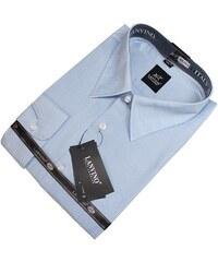 LANVINO košile pánská dlouhý rukáv nadměrná velikost