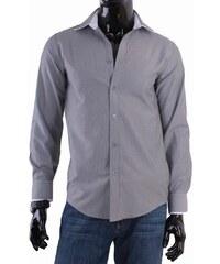 Adriano Castellani košile pánská slim fit JSSB