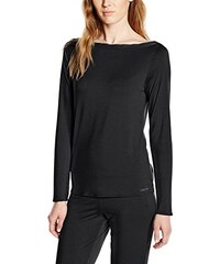 Calvin Klein underwear Damen Schlafanzugoberteil ICON SLEEPWEAR - Long Sleeve Pyjama top