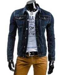 Pánská riflová bunda Palgo - modrá