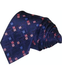 Binder de Luxe kravata 100% hedvábí vzor 699