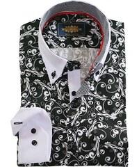 BINDER DE LUXE košile pánská 83001 dlouhý rukáv