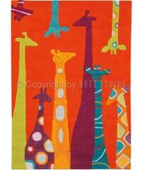 Arte Espina Tapis tuft Girafes 110x160 cm (Spirit 3078.40)