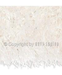 Arte Espina Tapis Shaggy Beat blanc 140x200cm