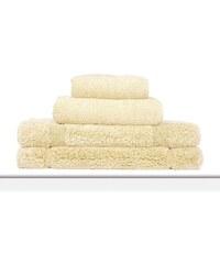 C du Linge 03 Vanille - Serviette de bain 100x150 cm