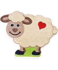 bpc living Teppich Schaf in beige von bonprix