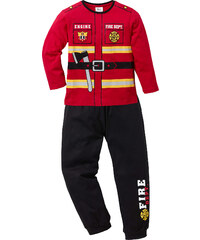 bpc bonprix collection Schlafanzug (2-tlg.) in rot für Jungen von bonprix