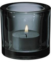 Svícen na čajovou svíčku Kivi (šedý) Iittala 1007143