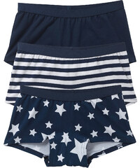 bpc bonprix collection Lot de 3 boxers bleu lingerie - bonprix
