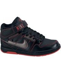 Nike Mogan Mid 2 Junior Black/Mtlc Dark Grey/University Red