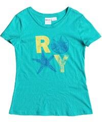 Roxy Basic Tee RG B Baltic Blue