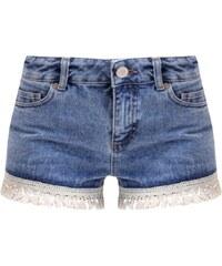 Miss Selfridge Jeans Shorts blue