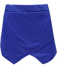 BOOHOO Modrá sukně Wendy