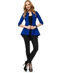 Dámský kabátek Makadamia M217 modrý