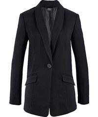 bpc bonprix collection Veste noir manches longues femme - bonprix