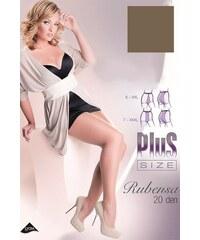 Gabriella Rubensa Plus Size ccode 161 Punčochové kalhoty