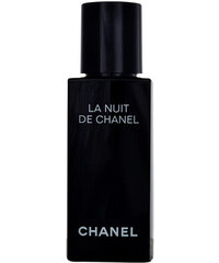 Chanel La Nuit De Chanel Recharge 50ml Noční krém na všechny typy pleti W Pro všechny typy pleti