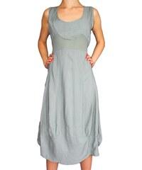 VesTem Elegantní letní šaty bez rukávů