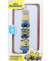 Pouzdro / kryt pro Apple iPhone 5 / 5S / SE - Despicable Me Minions, Stack