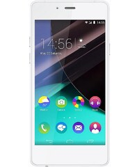Wiko Highway Pure Smartphone, 12,1 cm (4,8 Zoll) Display, LTE (4G), Android 4.4.4, 8,0 Megapixel