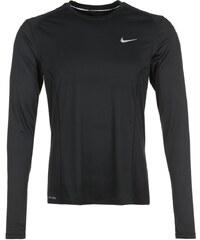 Nike Performance MILER Funktionsshirt black/reflective silver