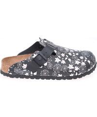 Papillio Boston dámské pantofle 227503 černé
