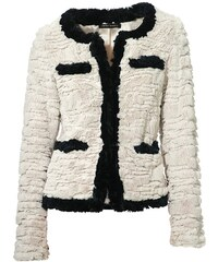 ASHLEY BROOKE EVENT Webpelzjacke