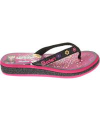 Skechers Summerglow bl/hot pink