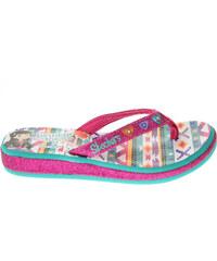 Skechers Summerglow h.pink-aqua