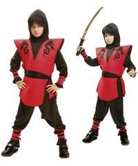 Dětský kostým Ninja dragon Pro věk (roků) 10-12