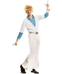 Kostým Dancing fever boy Velikost M/L 50-52