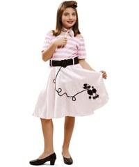 Dětský kostým Pink lady Pro věk (roků) 10-12