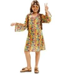 Dětský kostým Hippiesačka Pro věk (roků) 10-12