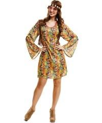 Kostým Hippiesačka Velikost M/L 42-44