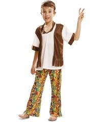 Dětský kostým Hippiesák Pro věk (roků) 10-12
